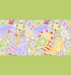 Paisley traditional ornamentation high vector