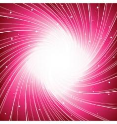 purple illustration vector image