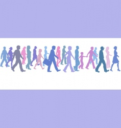 population vector image vector image
