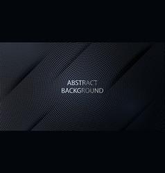Black background abstract dark background modern vector