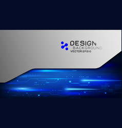 frame border dimension with light movement vector image