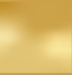 Gold smooth gradient blurred background vector