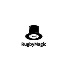 rugmagic logo design concept vector image