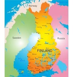 Finland vector