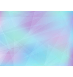 abstract geometric background in light colors vector image