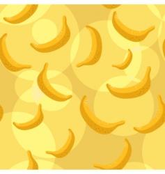 Bananas background vector
