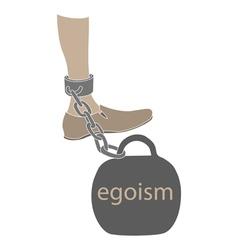 Egoism vector