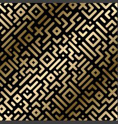 seamless digital luxury pattern - creative vector image