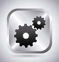 Setup button vector