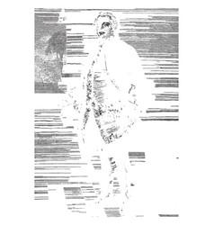 Benning wentworth vintage vector