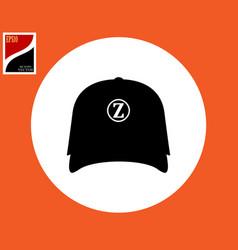 blazer headwear vector image