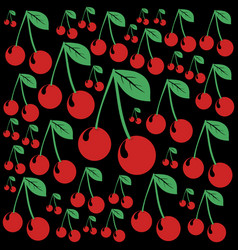 Cherry 2 vector