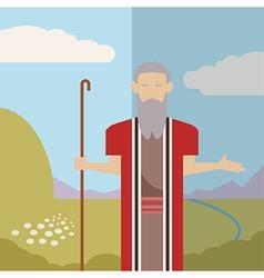 Judaism icon 2 vector