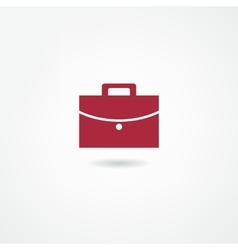 Portfolio icon vector