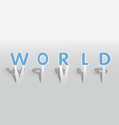 World word vector