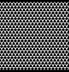 ancient tribe diamond shape seamless pattern vector image