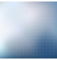 Many white plus on a blue gradient background vector