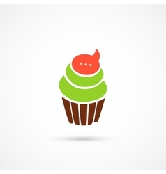 sweet chat vector image vector image