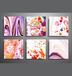 backgrounds for covers placards posters vector image