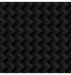 black geometric rectangle seamless background vector image