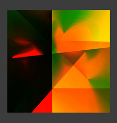 abstract bright geometric background in vector image