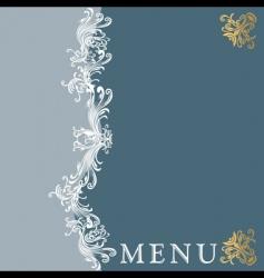 menu19 vector image