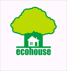 symbols home house vector image vector image