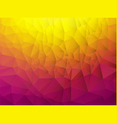 orange violet background with shadow vector image