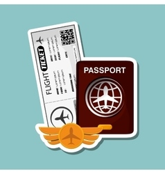 Travel design editable vector