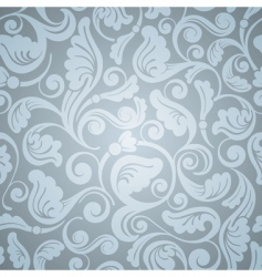 antique wallpaper vector image