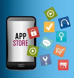 Apps design vector