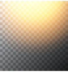 modern sun background sunshine design vector image