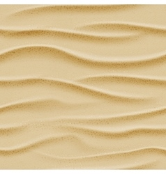 Top view seamless sea sand vector
