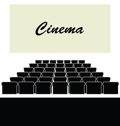 Cinema color vector