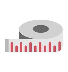 measure icon centimeter vector image