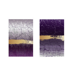Abstract background with art acrylic paint vector