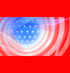 independence day abstract background vector image