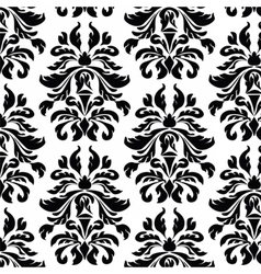 Classic style Acanthus ornament pattern vector image vector image