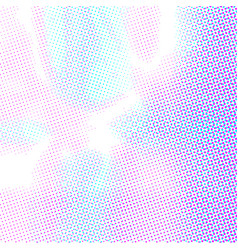 abstract soft halftone dotted background vector image