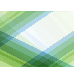 blue and green lines geometric abstract background vector image