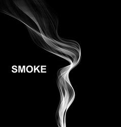 abstract smoke background vector image