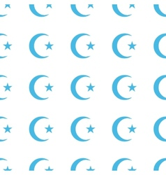 Unique Islam seamless pattern vector image