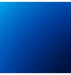 Blue abstract geometric lines background vector image