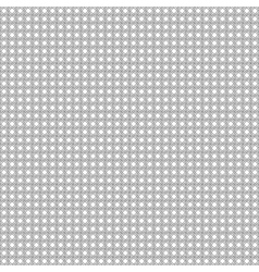 Seamless pattern with overlapping geometric square vector image