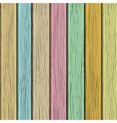 Wooden texture in pastel tones vector image vector image