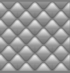 soft seamless pattern with waves in gray eps 10 vector image