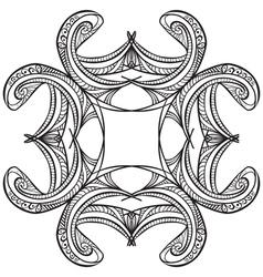 Decorative object vector