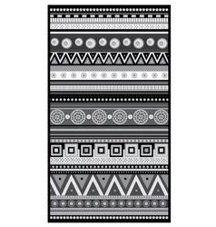 stripe pattern wallpaper vector image