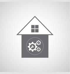 home repair symbol vector image