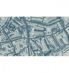 Housing map vector